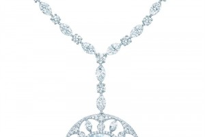 Jewelry , 12 Tiffany Necklace : Tiffany Noble diamond necklace