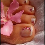 Elegant Toe Nail Art Designs - Entertainment Buzzz , 6 Nail Art Designs For Toes In Nail Category