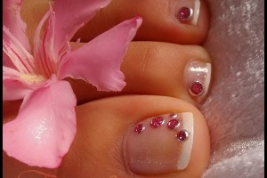 600x769px 6 Nail Art Designs For Toes Picture in Nail