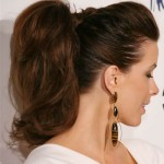 Top ponytail hairstyles for women , 6 Pretty Ponytail Hairstyles In Hair Style Category
