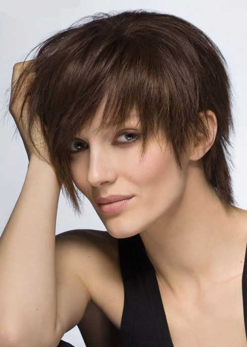 Hair Style , 9 Short Textured Hairstyles Women : Trendy Short Hair For Women