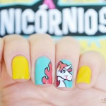 Unicorn Nail art design , 6 Unicorn Nail Art Design In Nail Category