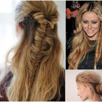 Unique Fishtail Braids For Boho Brides , 6 Unique Hair Braiding Styles In Hair Style Category