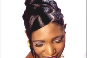 Hair Style , 6 Updo Hairstyles For Black Girls : Updo Hairstyles For Black Women