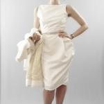 Vintage Inspired Short Wedding Dresses , 8 Vintage Short Wedding Dress In Wedding Category