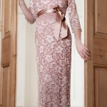 Vintage Rose Lace Maternity Dress Long , 8 Vintage Long Gowns In Fashion Category