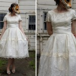 Vintage Wedding Dresses , 7 Vintage Short Wedding Dress In Wedding Category