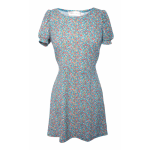 Vintage style dress with floral print , 7 Vintage Style Dress In Fashion Category
