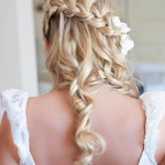 Waterfall braid hairstyles with curls , 6 Braids And Curls Hairstyles In Hair Style Category