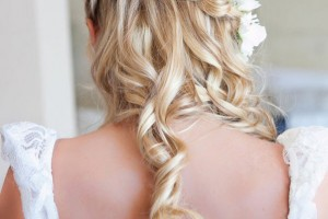 Hair Style , 6 Braids And Curls Hairstyles : Waterfall braid hairstyles with curls