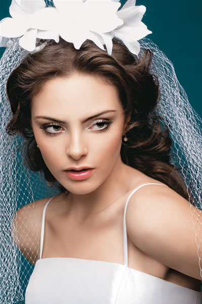 Wedding Makeup For Brunettes : Woman Fashion ...