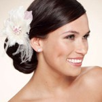 Wedding Side Bun Updos Hairstyles With Hair Accessories | Updos for ... , 7 Bun Dos Hairstyles In Hair Style Category