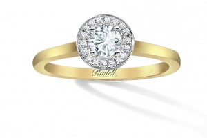 Jewelry , 12 Gold Diamond Ring : Yellow Gold Diamond ring