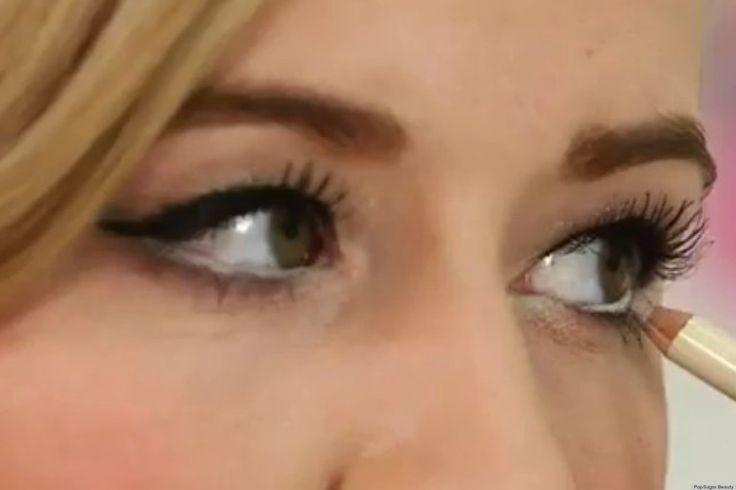 6 Makeup Tricks To Make Eyes Look Bigger in Make Up