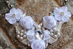 Jewelry , 6 Crystal Bib Necklace Etsy : ... Swarovski Crystal Bib Necklace. $40.00, ...   My Etsy Glamour