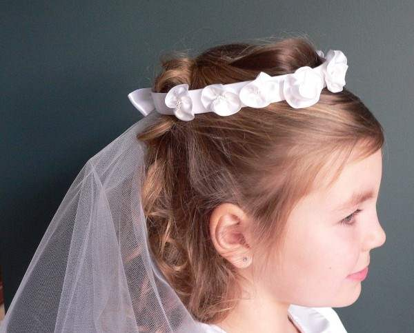 Hairstyles For Junior Bridesmaids in Hair Style