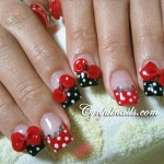 Acrylic nails , 6 Artificial Nail Designs In Nail Category