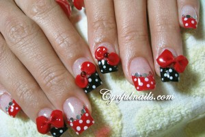 Nail , 6 Artificial Nail Designs : Acrylic nails