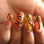 airbrush nail art , 5 Airbrush Nail Designs In Nail Category