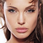 angelina_jolie_classic_cat_eye_makeup , 6 Eye Makeup For Angelina Jolie In Make Up Category