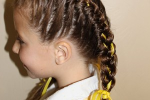 Hair Style , 6 Girl Kid Hairstyles : another braided kid 26 Stupendous Braided Hairstyles For Kids