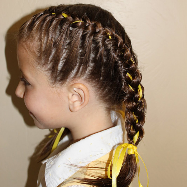 Top 8 Summer Hairstyles For Girl Kids