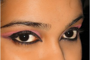Make Up , 9 Eye Makeup For Arabian : Arabic earabic eye makeup with colors combination