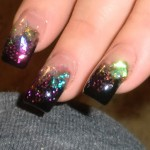 artificial glitter nail designs , 7 Artificial Nail Designs In Nail Category