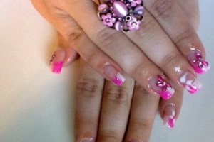 Nail , 7 Artificial Nail Designs :  artificial nail designs tumblr