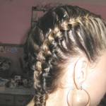 French braid with fishtail finish. | Hair , 7 Fishtail French Braid In Hair Style Category
