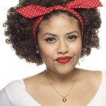 bandana hairstyles are cute and easy way to manage curly wavy and ... , 7  Bandana Hairstyles In Hair Style Category