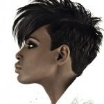 black_mohawk_hair , 6 Black Girls Mohawk Hairstyles In Hair Style Category