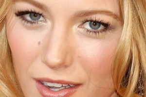 Make Up , 7 Makeup Tips For Hooded Eyes : Blake Lively has hooded eyes (image: venusianglow.com)