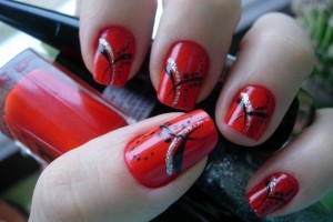630x472px 6 Red Nail Polish Ideas Picture in Nail