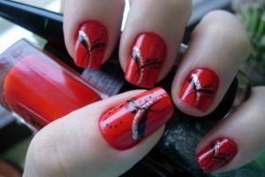 Nail , 6 Red Nail Polish Ideas : Diposkan oleh admin di 22.10