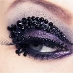 bobby pins rhinestone eye makeup , 7 Rhinestone Eye Makeup In Make Up Category