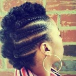 Braided Mohawk Hairstyles for Black Girls | Best Medium Hairstyle , 6 Black Girls Mohawk Hairstyles In Hair Style Category