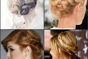 Hair Style , 7 Braiding Updos : braided updos