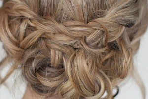 Hair Style , 7 Braiding Updos : braided updos for medium hair