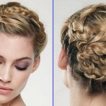 ... hairstyles for weddings taking place between different wedding themes , 7 Braided Updos For Weddings In Hair Style Category