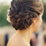 Beauty: Are Braids Your Bridal Style? » bridal+braid+updo , Braided Updos For Weddings In Hair Style Category