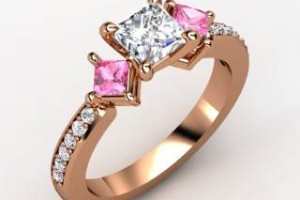 Fashion , Pink Camo Wedding Rings : Camo wedding rings : get unique pattern on your ring