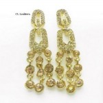 drop earrings , 6 Gold Drop Earrings In Jewelry Category