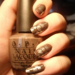 chocogold vintage nail design , 8 Vintage Style Nail Designs In Nail Category