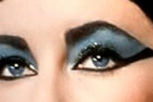 Make Up , 6 Cleopatra Eye Makeup : Elizabeth Taylor Cleopatra Eyes – A Simple Guide. | Glamourdaze