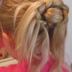 cool braided bun hairstyles for little girls , 7 Little Girl Braided Hairstyles In Hair Style Category