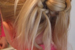 Hair Style , 7 Little Girl Braided Hairstyles : cool braided bun hairstyles for little girls