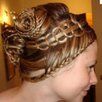 cool braided hairstyles for layered hair , 8 Cool Looking Braids Hairstyles In Hair Style Category