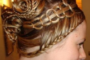 Hair Style , 8 Cool Looking Braids Hairstyles :  cool braided hairstyles for layered hair