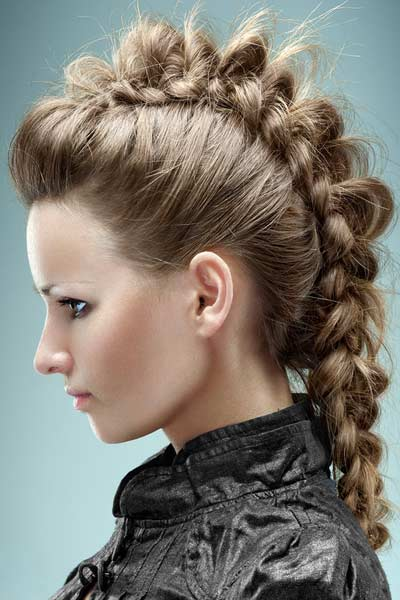 6 Cool Looking Braids Hairstyles in Hair Style